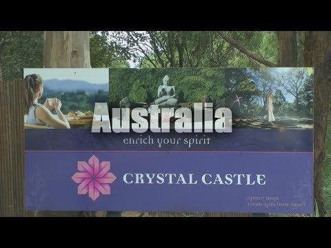 Crystal Castle & Shambhala Gardens (Mullumbimby, Australia)
