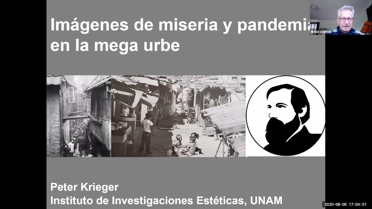 Imágenes de miseria y pandemia en la mega urbe - Peter Krieger