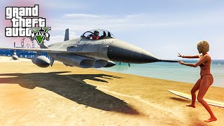 GTA 5: FUNNY MOMENTS & FAILS COMPILATION!