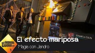Baixar El efecto mariposa mágico de Jandro que ha dejado a Luis Fonsi sin palabras - El Hormiguero 3.0