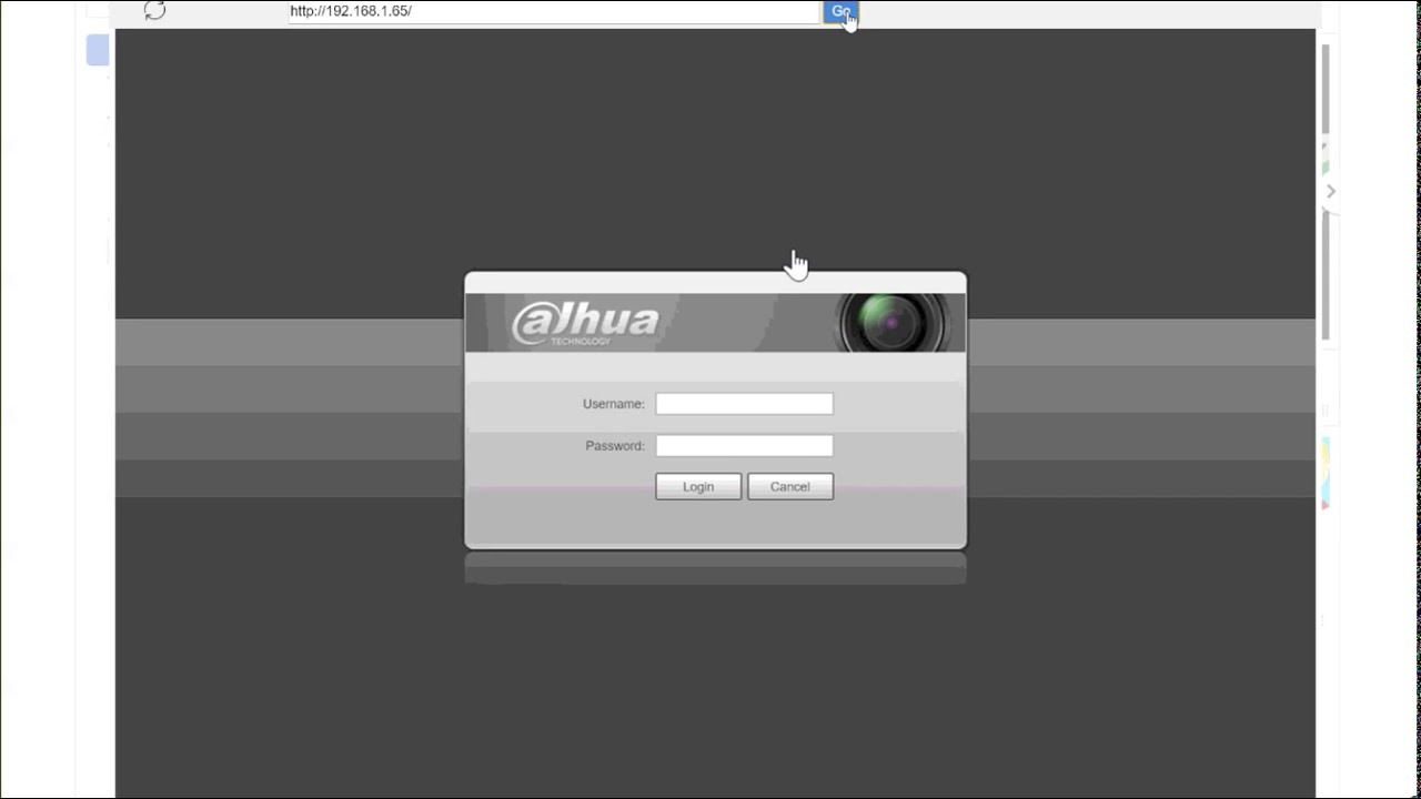 Dahua Web GUI- New!!! | IP Cam Talk
