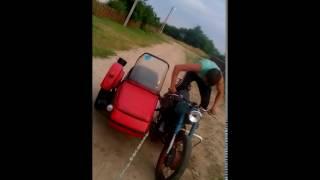 видео Почему не заводится мотоцикл Урал