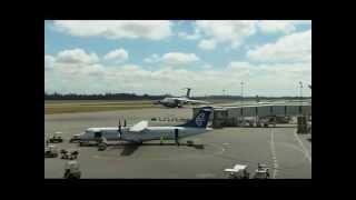 c5 galaxy depart christchurch airport new zealand 2010