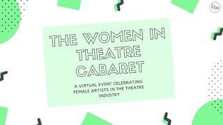 The Women in Theatre Cabaret