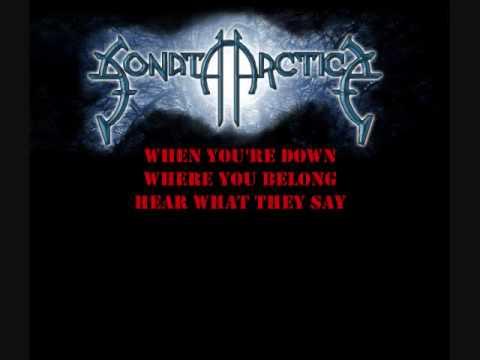 Sonata Arctica - 8th Commandment (lyrics)