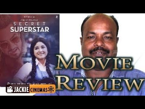 Secret Superstar Movie Review In Tamil By Jackiesekar | Jackiecinemas | Aamir Khan