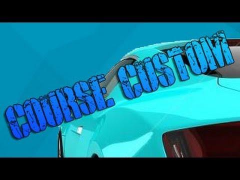DB - GTA V ONLINE - COURSE CUSTOM - PS3