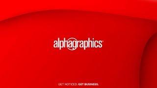 Franquia Alphagraphics para investir