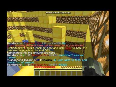 Minecraft Servers Ep3:InfiniteCraft,Parkour Race