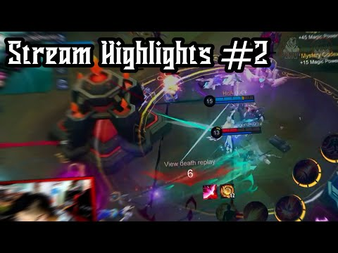 Game changing clutch defense || Stream Highlights #2 |