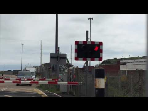 Newhaven marine level crossing *FIXED*
