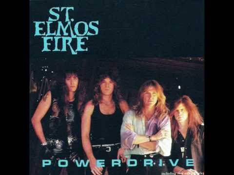 ST. ELMO'S FIRE - Powerdrive