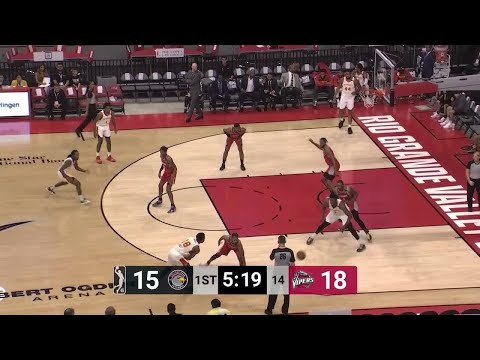 Armoni Brooks With 32 Points Vs. Rio Grande Valley Vipers