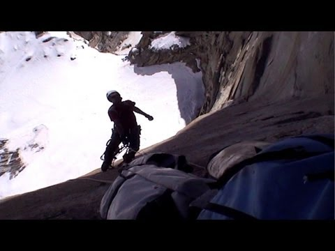 """Aid climbing and base-jumping in Pakistan - Trago Tower - """"Azazel"""" with Planet Big Wall"""