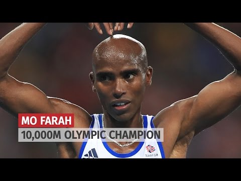 Rio 2016 - Mo Farah - Gold Was For My Daughter, Now To Get One For My Son