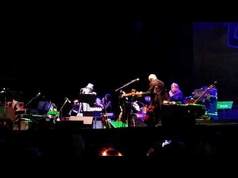 Van Morrison,  Roll with the Punches Outlaw Music Festival Hershey PA September 10, 2017