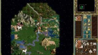 Heroes 3 WoG Walkthrough - In The Wake of Gods, Gorynych Part 1/6
