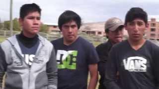 Universidad Adventista de Bolivia - Llegada de estudiantes a la UAB