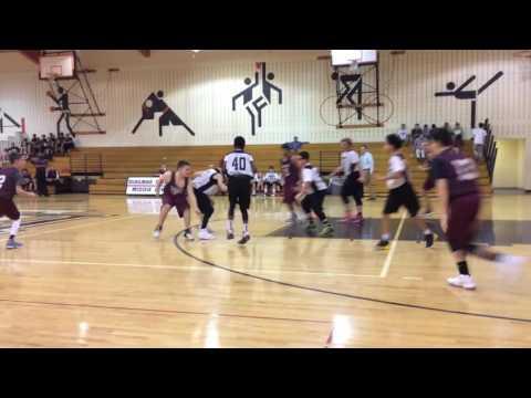 SMS Mounties vs. Dingman Delaware Middle School Warriors