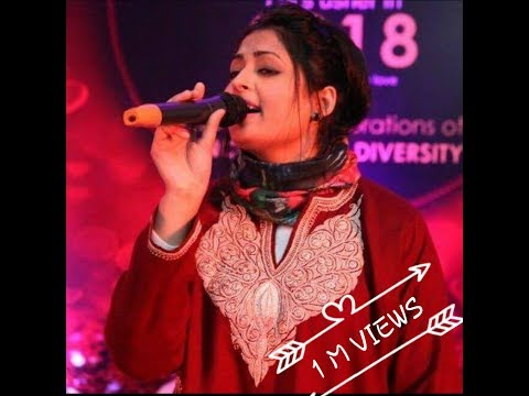 shazia bashir new kashmiri song 2018  ( madan waaroo ) || kashmiri song || Mohsinfo