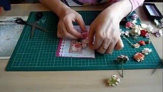 видео Открытки ручной работы (hand made card).