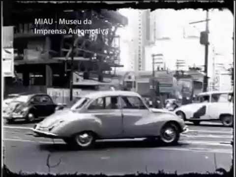 Rua Augusta, São Paulo, 1965