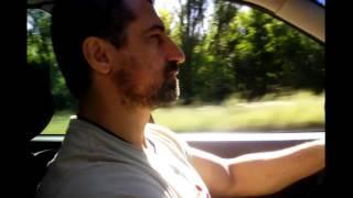 """Копия видео """"Когда мы были на войне казачья песня по дороге из Горловки сгоревший храм"""""""