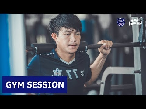 PLAYER GYM SESSION
