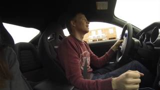 2015 Mustang GT Roush Axleback Exhaust