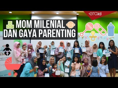Momillenials Tempatnya Para Moms Era Milenial - By Era.Id