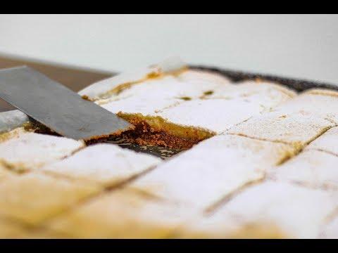 Gluten Free Lemon Bars In A Sheet Pan
