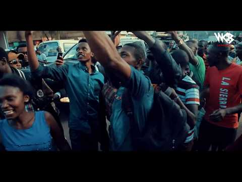 HARMONIZE TOUCH DOWN ELDORET (KENYA)