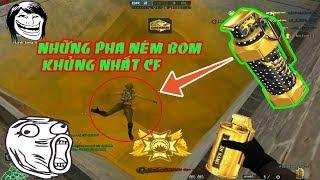 Funny CF : Các Pha Ném Bom Khủng Nhất Đột Kích   Huy Hai Huoc