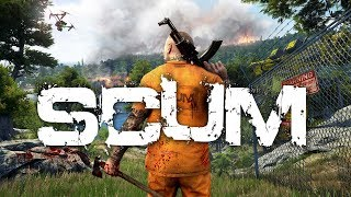 NEW SURVIVAL GAME \\ SCUM EARLY ACCESS \\ CAN WE SURVIVE?