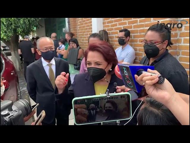 Entrevista con: Celia Maya García