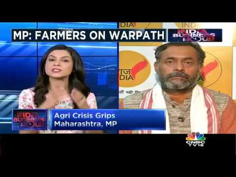 India's Agriculture Crisis