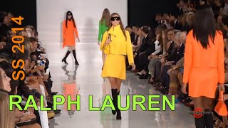 RALPH LAUREN Collection Spring 2014 Runway Fashion Show @ NYFW SS2014 -  FUll Show | FS ARCHIVES