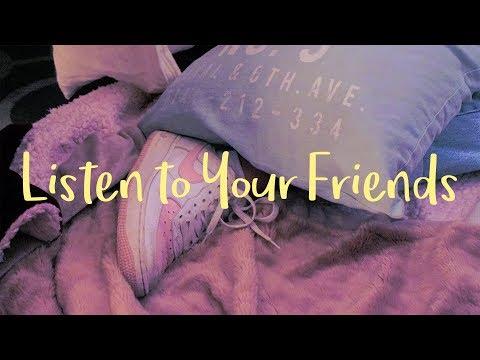 Listen To Your Friends - Declan McKenna // student-made music video
