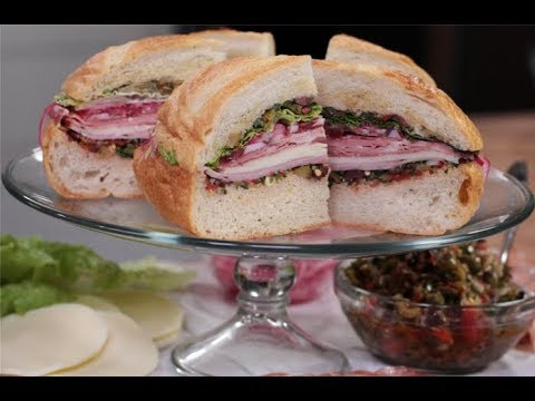 Celebrity chef Andrew Zimmern on the muffuletta: He'll take his dressed, no tomato
