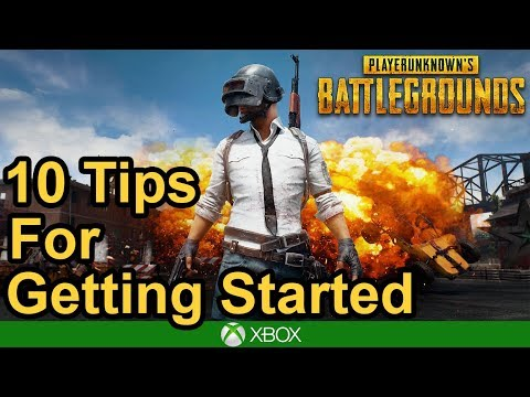 PUBG Xbox: 10 Tips For Getting Started