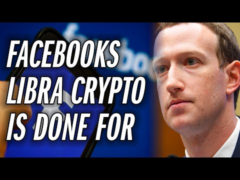 Zuckerberg Ordered To Cease ALL Development On Facebooks Libra Project