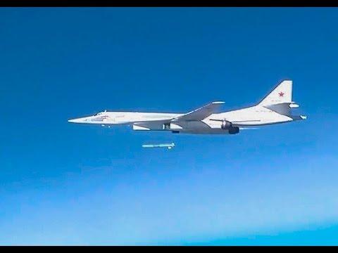 Массированный удар самолетами