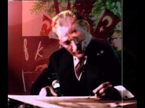 Resimdeki Atatürk-Sefai ACAY