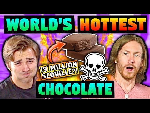 Hottest Chocolate in the World? (ft. VAT19)