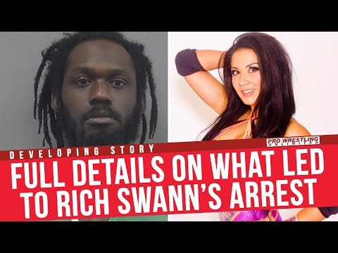 Full Details On What Led To Rich Swann's Arrest