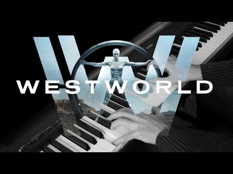 Westworld - Ending Theme - Piano Cover