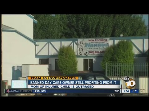 Day care owner who's license was revoked is landlord for new child care center