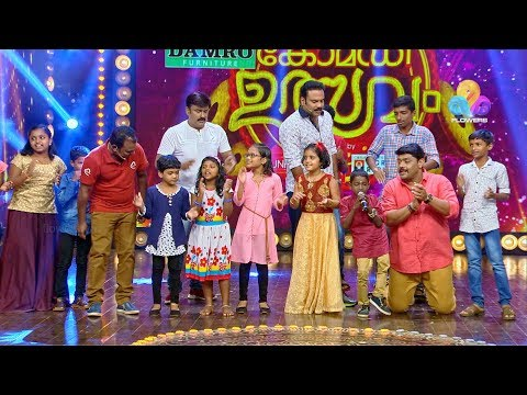 Comedy Utsavam│Flowers│Ep# 179