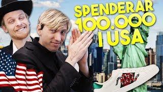 Download VI BRÄNNER 100.000 KR PÅ EN DAG Mp3 and Videos