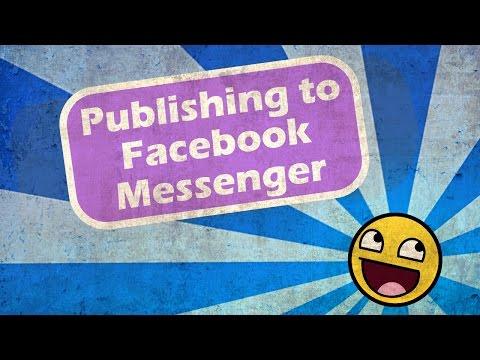 Publishing Your Microsoft Bot Framework Bot To Facebook Messenger